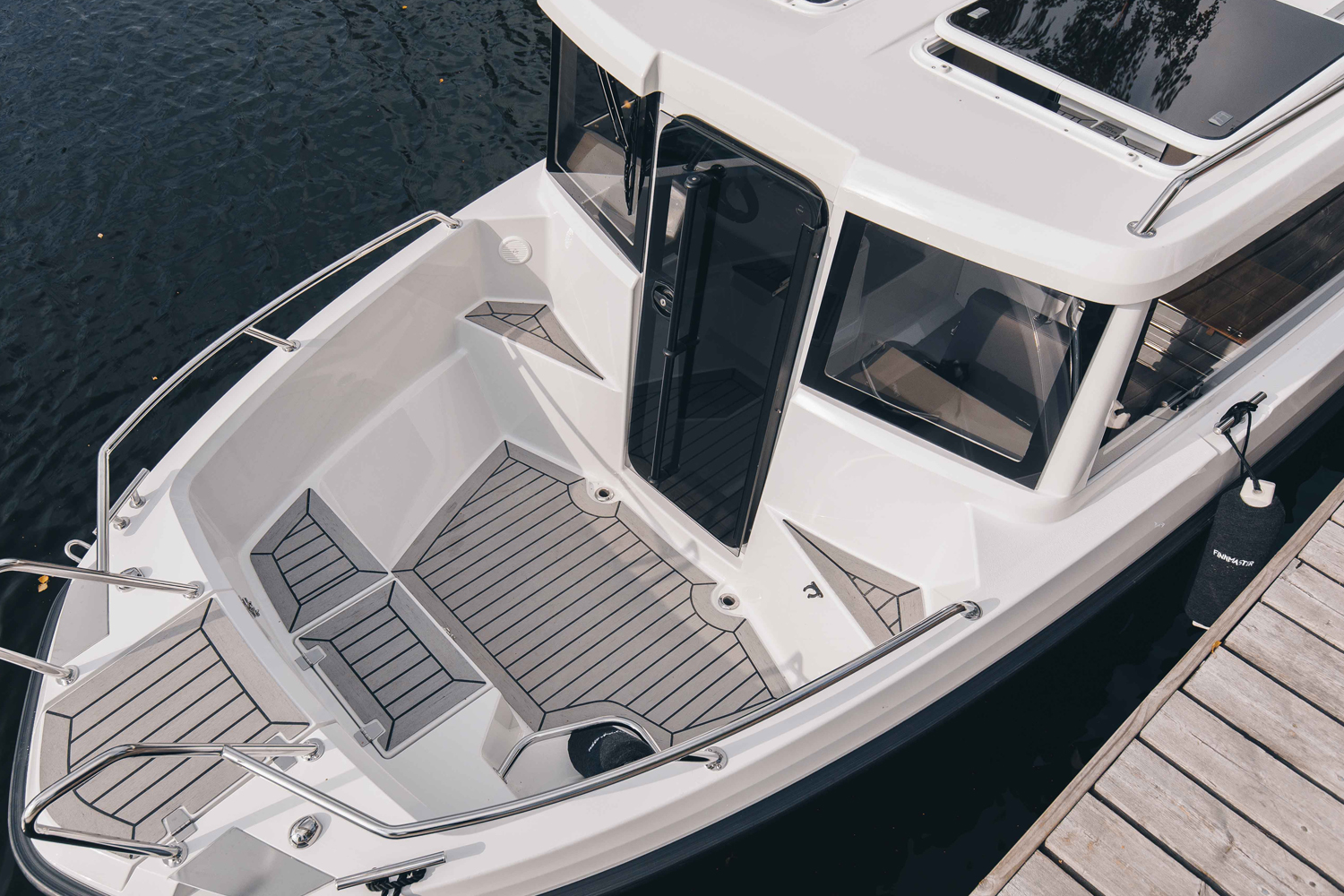 Finnmaster P6 - A modern cabin boat that surpasses your expectations