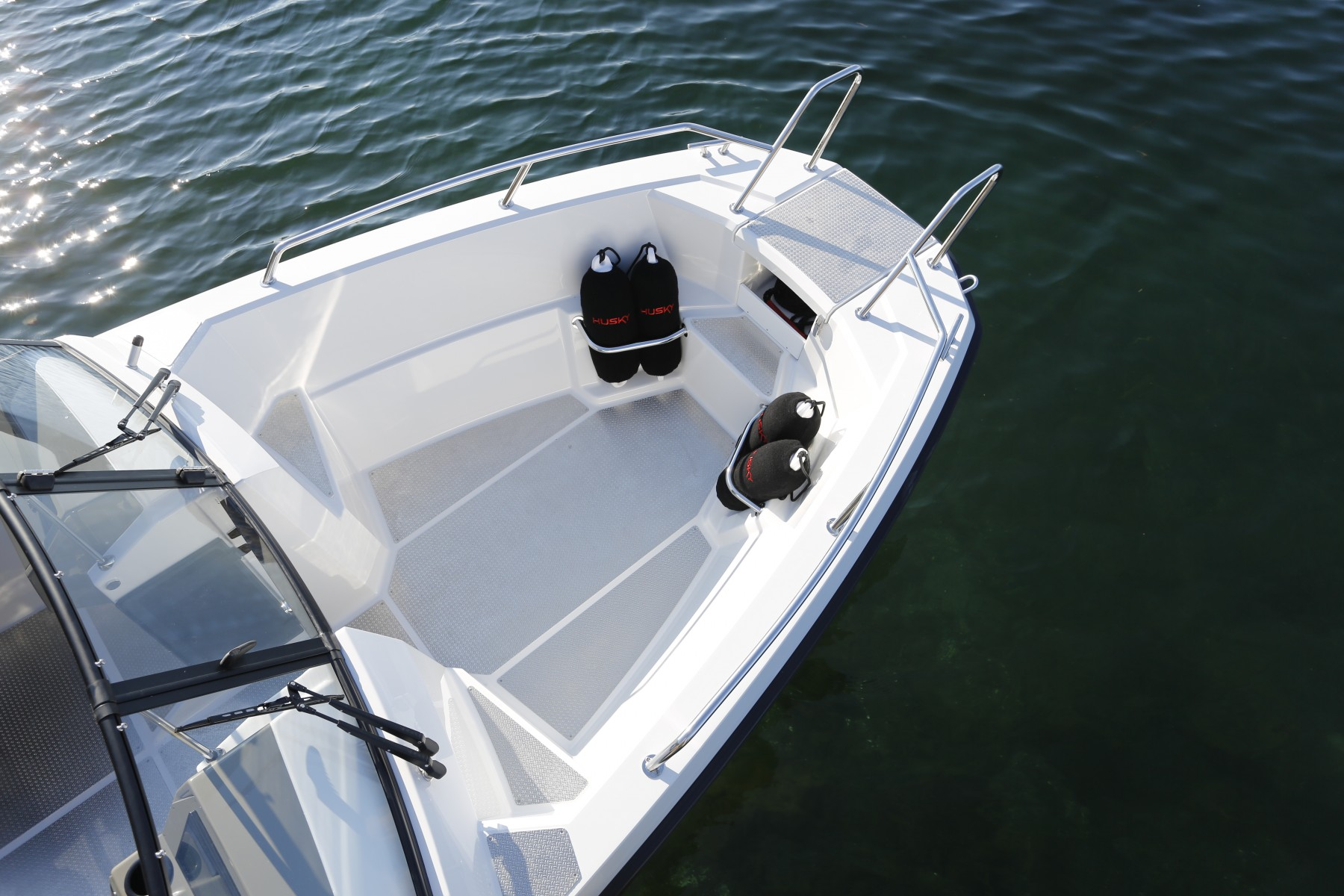 Husky boats by finnmaster R7 r series - idealboat com